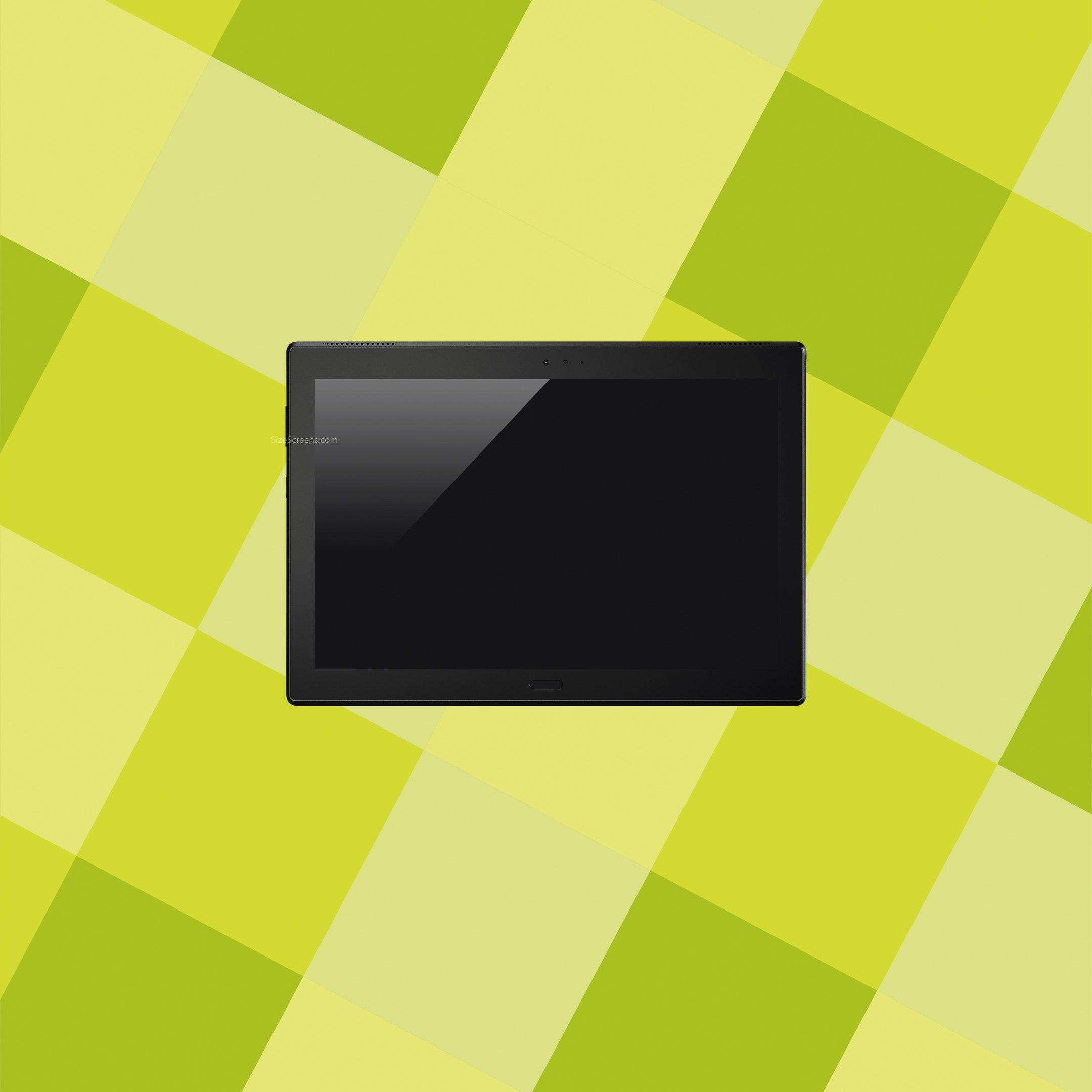 Lenovo Tab 4 10 Screen • SizeScreens.com