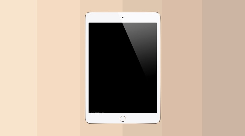 Apple iPad Mini 3 Screen
