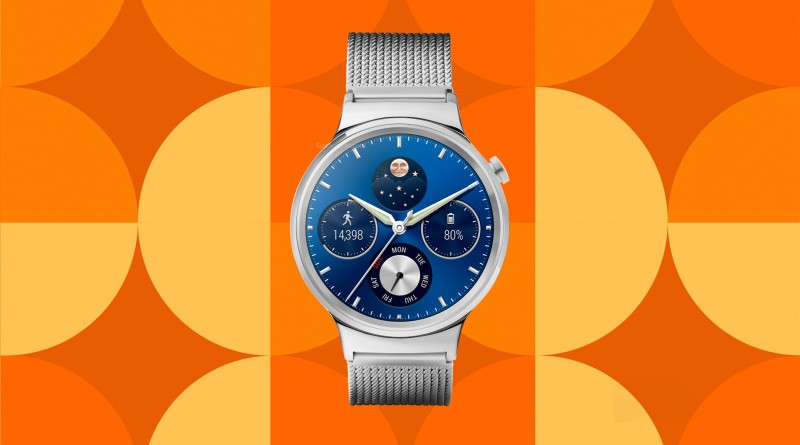 Huawei Watch Screen
