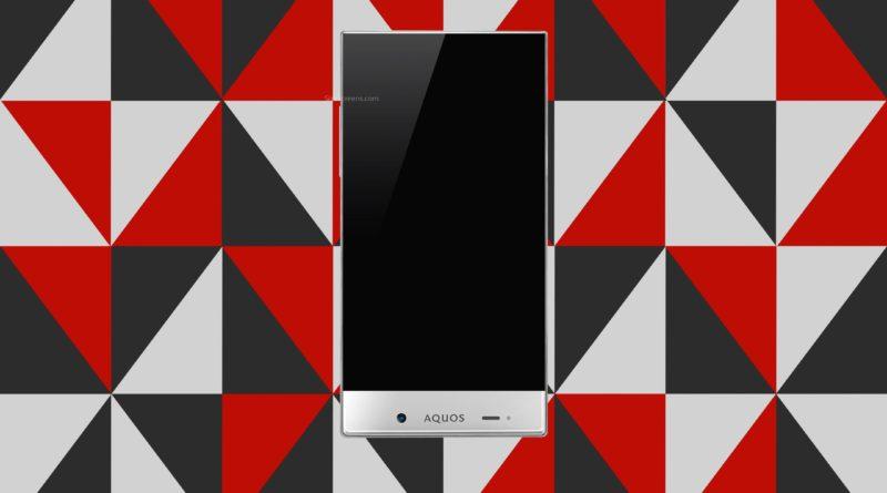 Sharp Aquos Crystal 2 Screen