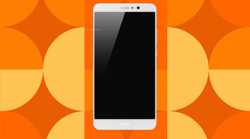 Huawei Mate 9 Screen