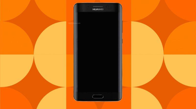 Huawei Mate 9 Pro Screen