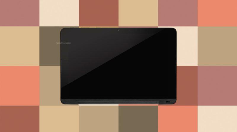 LG G Pad III 10.1 Screen