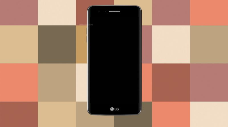 LG K8 2017 Screen