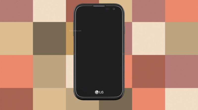 LG K3 2017 Screen