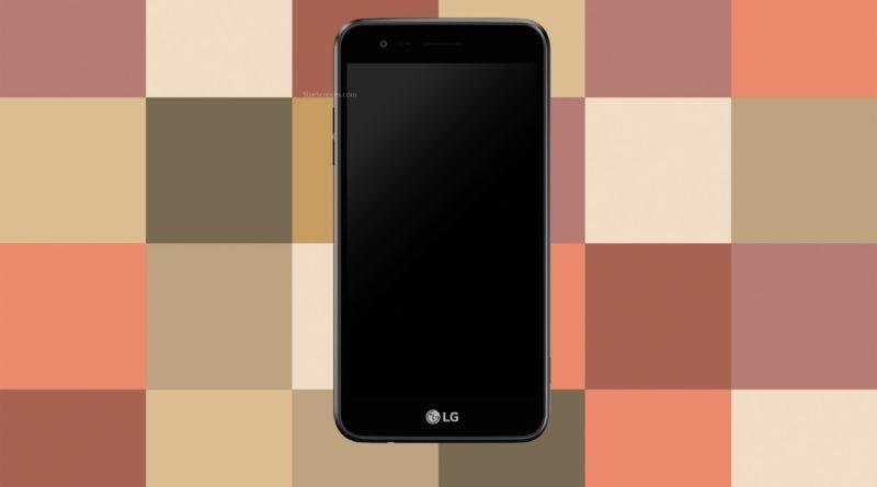 LG K4 2017 Screen