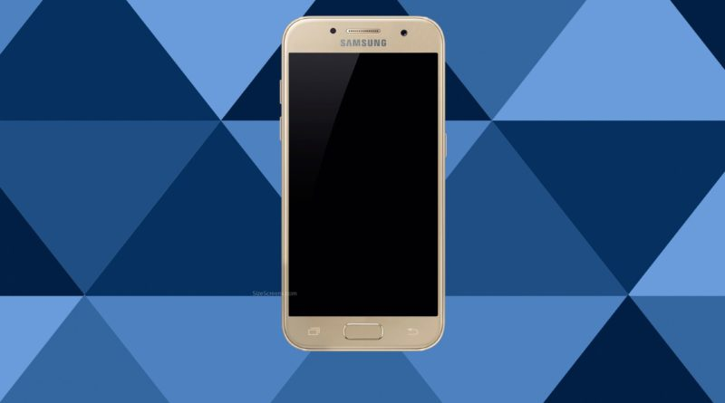 Samsung Galaxy A5 2017 Screen