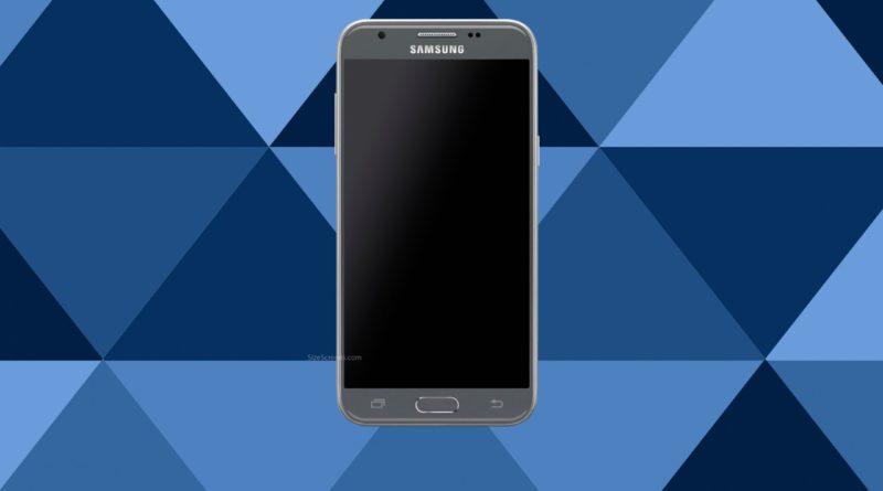 Samsung Galaxy J3 Emerge Screen