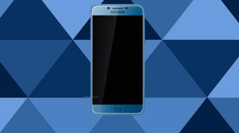 Samsung Galaxy C5 Pro Screen