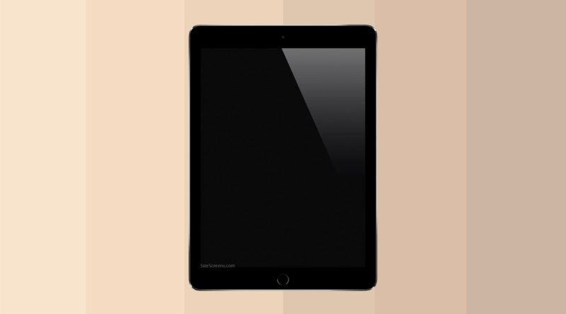 Apple iPad 9.7 Screen