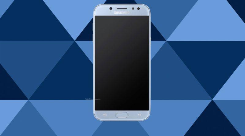 Samsung Galaxy J5 2017 Screen