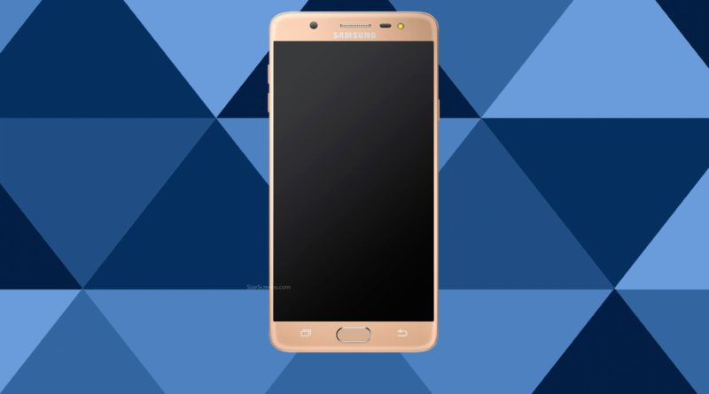 Samsung Galaxy J7 Max Screen
