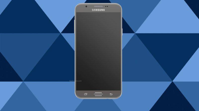 Samsung Galaxy J7 V Screen