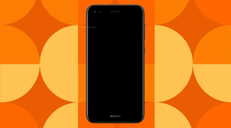 Huawei P9 Lite Mini Screen