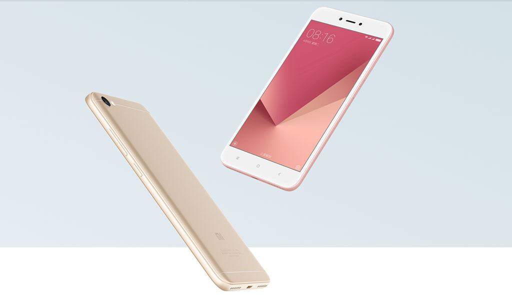 Xiaomi Redmi Note 5A10