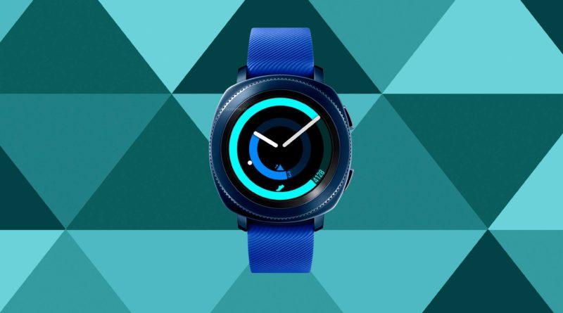 Samsung Gear Sport Screen