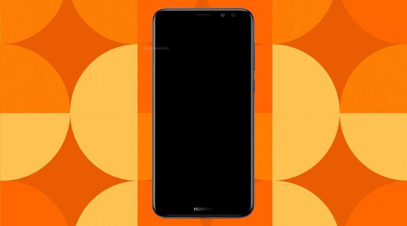 Huawei Mate 10 Lite Screen