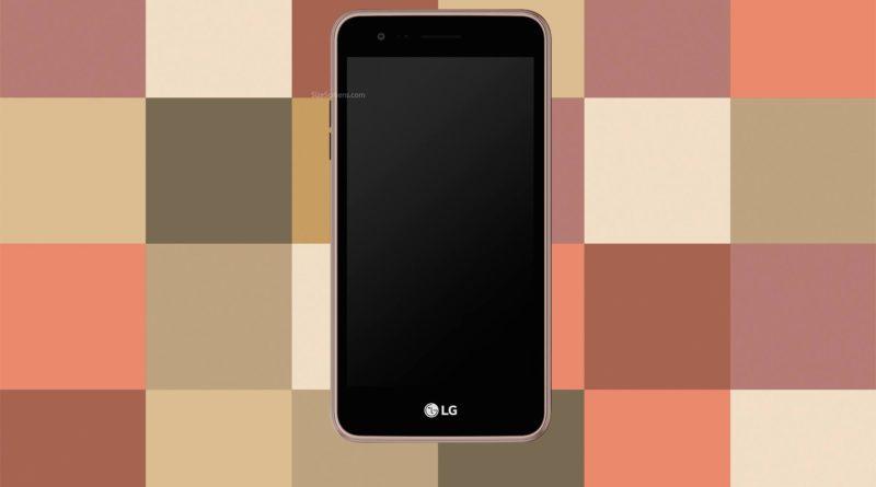 LG K7 2017 Screen