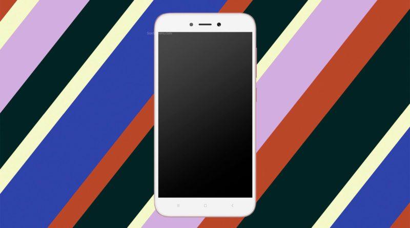 Xiaomi Redmi 5A Screen